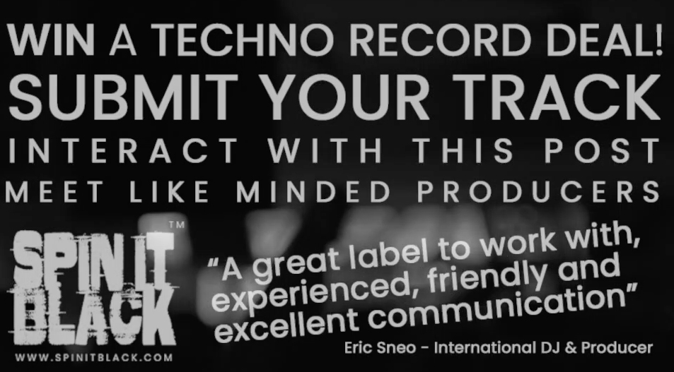 techno record deal